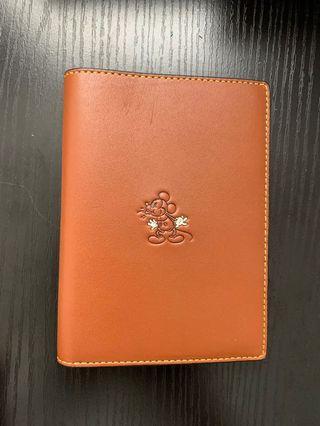 🚚 Coach x Disney Passport Holder