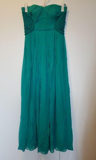 Evening gown size 10