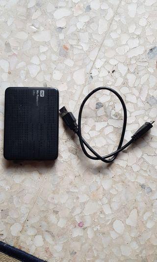 External Hardisk 1TB untuk dijual