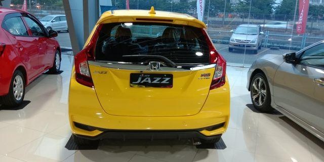 Promo Honda jazz TDP 50 jt