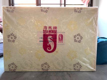 🚚 Seahorse Foldable Mattress Single medium firm