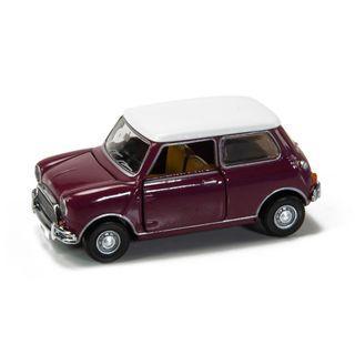 Tiny City Die-cast Model Car – Mini Cooper Pantone Mk 1 229C #23