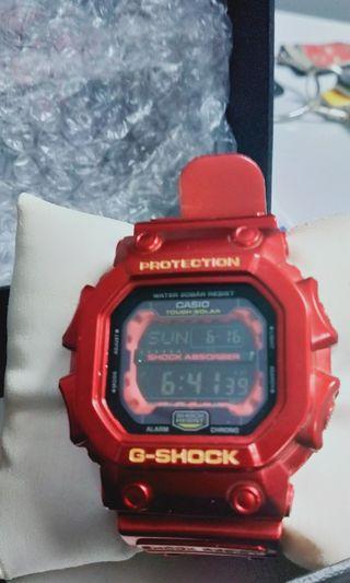 Casio G-Shock GX-56 King (Red)