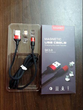 S10 MAGNETIC USB CABLE