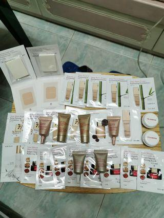 Clarins 30 items