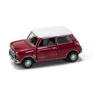 Tiny City Die-cast Model Car – Mini Cooper Pantone Mk 1 208C #22