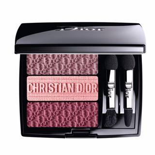 Dior 3 Couleurs Tri(O)blique Couture Eyeshadow palette (853 Rosy Canvas)
