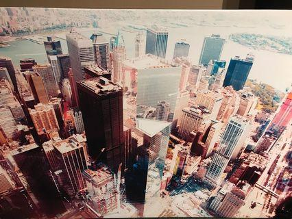 NYC Canvas from Bouclair