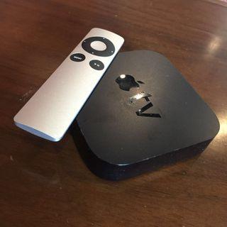 Apple TV 3 screen mirror to large TV iPhone ipad