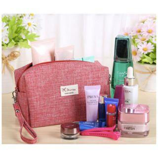 Cosmetic Bag Small Size - Side Handle