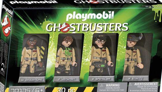 PLAYMOBIL® Ghostbusters Collector's Set Ghostbusters (70175)