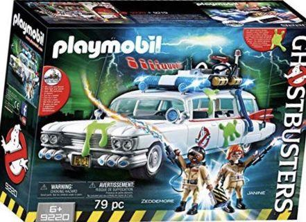Ghostbusters Ecto 1 with Lights and Sound (9220)