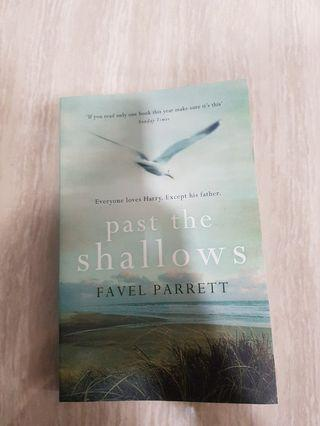Past The Shadows by Favel Parrett