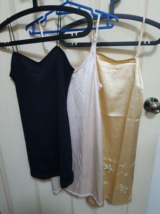 Clerance Slip dress