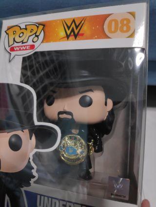 Funko Pop Undertaker with belt