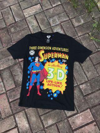 Tshirt Superman Dc comic