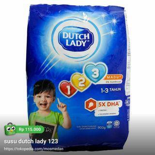 Dutch lady susu anak 900gr
