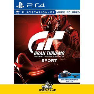 Free Delivery - PS4 Gran Turismo Sport [R3/Chi/Eng]