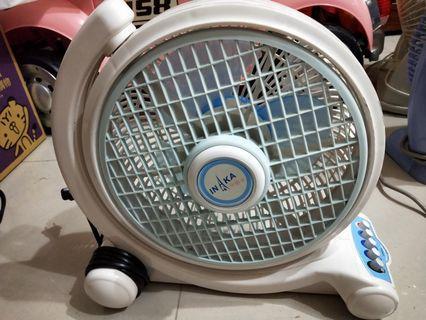 🚚 造型電風扇