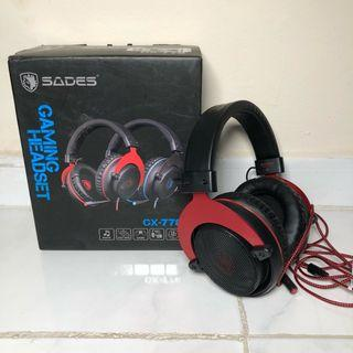 Gaming Headset / Gaming Headphone