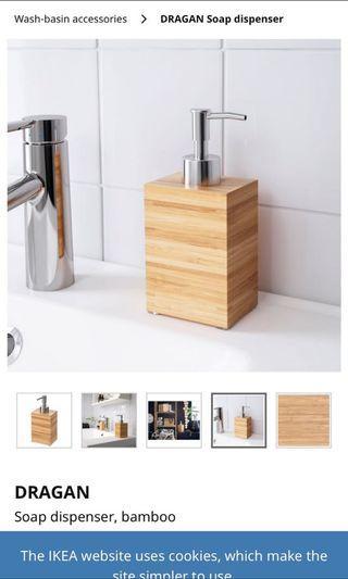 BN Dragon Soap Dispenser