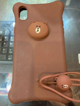 🚚 XR 熊大手機殼