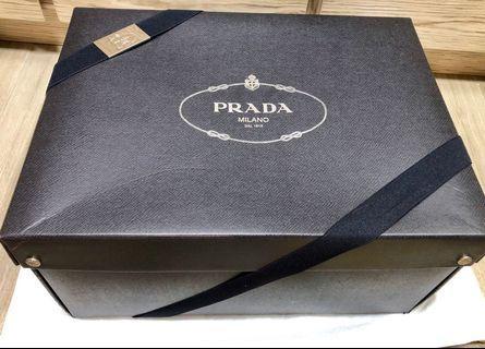 Prada gift box