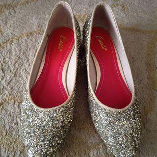 Sepatu estillo 36 bling bling new
