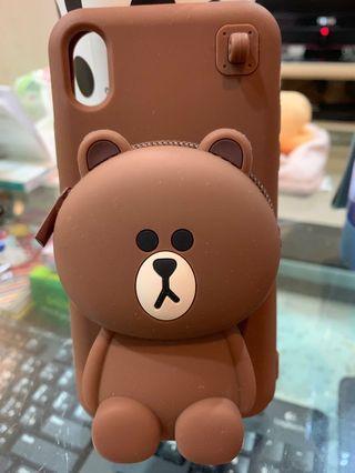 🚚 XR熊大手機殼