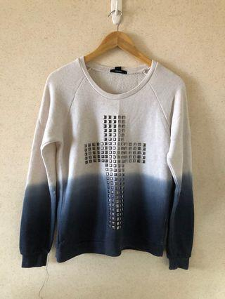 F21 Ombre Sweatshirt