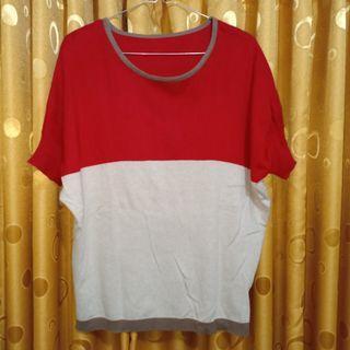 Kaospolos Atasan blouse