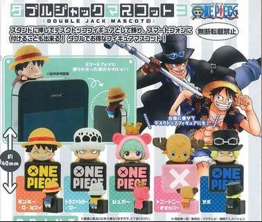 One Piece Double Jack Mascot 3 (5 pcs)