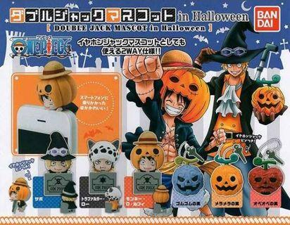 One Piece Double Jack Mascot in Helloween (6pcs)