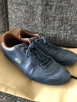 Lacoste Blue Shoes
