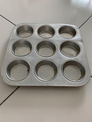 Cupcake/Muffin Baking Tray