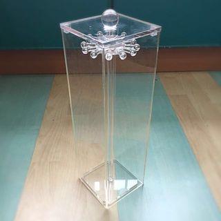 Necklace acrylic Box (sale)
