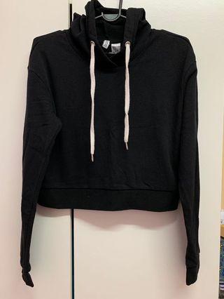 Crop Top Hoodie H&M  #MGAG101