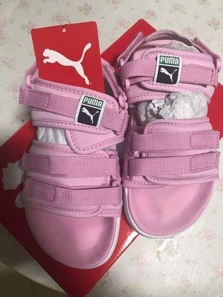 PUMA pale pink - Puma white