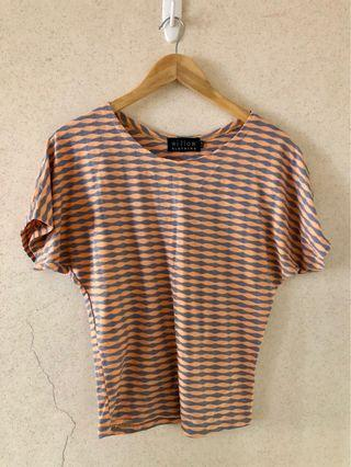 Willow Striped Blouse