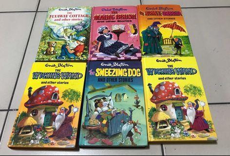 Children story books ( Enid Blyton)