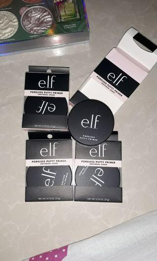 AUTHENTIC ELF PORELESS PUTTY PRIMER