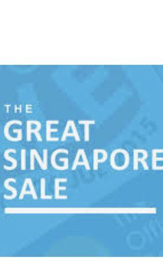 Great Singapore Sales (GSS)