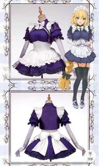 Jeanne darc maid version