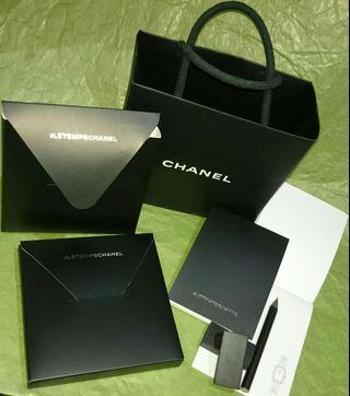 CHANEL STATIONERY SET (Limited Edition)