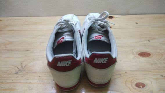 Nike Cortez 43/44 Red-White
