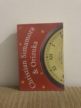 Novel by Christian Simamora & Orizuka
