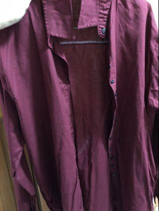 Marcoon businessman blouse