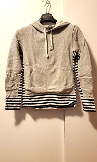 Comme des garcons hoodie size M