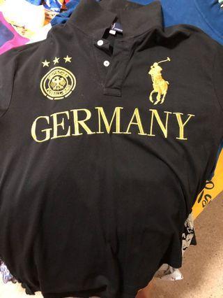 Germany Polo Tshirt