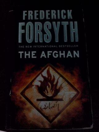 $1 book sale - the afghan by frederick forsyth